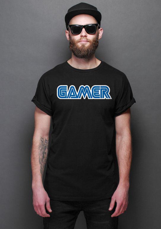 Camiseta Masculina  Gamer - Nerd e Geek - Presentes Criativos