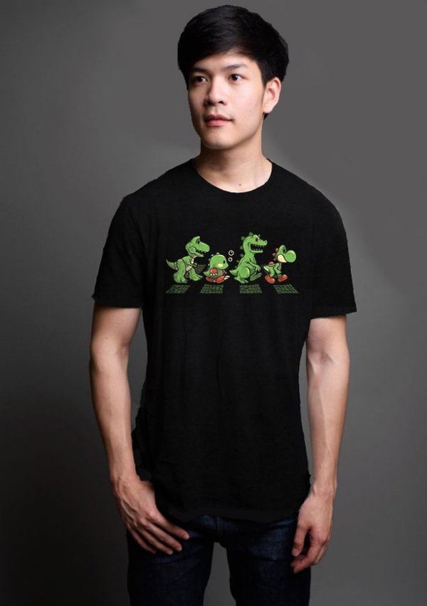 Camiseta Masculina Road - Nerd e Geek - Presentes Criativos