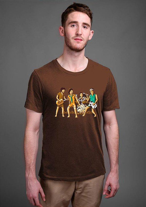 Camiseta Masculina  Rolling Stones - Nerd e Geek - Presentes Criativos
