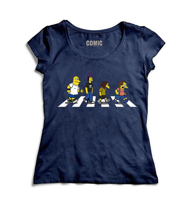 Camiseta Feminina Bullies Road- Nerd e Geek - Presentes Criativos
