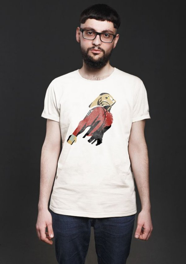 Camiseta Rocketeer - Nerd e Geek - Presentes Criativos