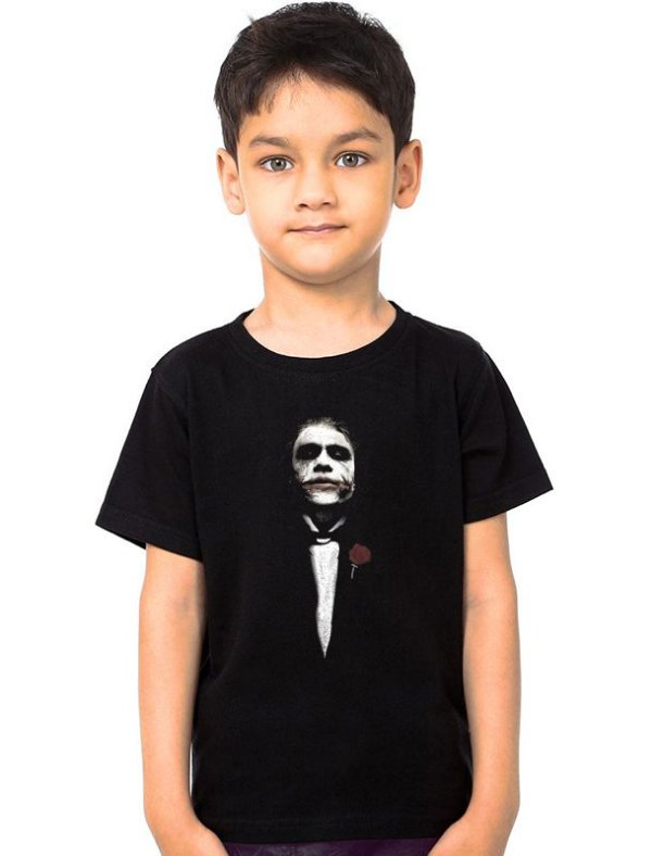 Camiseta Infantil The Godfathers - Nerd e Geek - Presentes Criativos