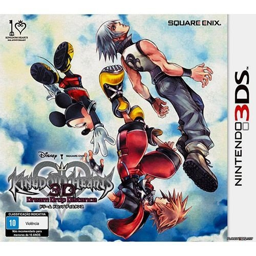 Kingdom Hearts - 3Ds