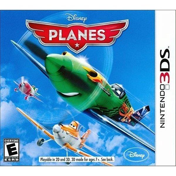 Disney Planes - 3Ds