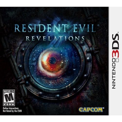 Resident Evil Revelations - 3Ds - Nerd e Geek - Presentes Criativos