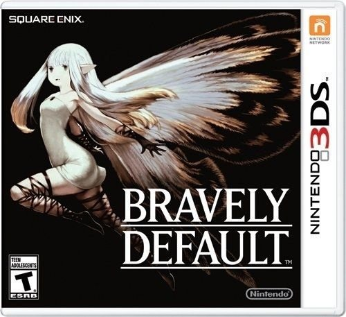 Bravely Default - 3Ds - Nerd e Geek - Presentes Criativos