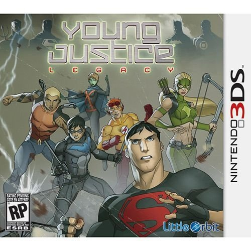 Young Justice: Legacy Maj - 3Ds - Nerd e Geek - Presentes Criativos