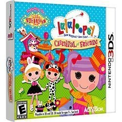 Lalaloopsy 2 - 3Ds - Nerd e Geek - Presentes Criativos