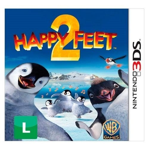 Happy Feet 2 - 3Ds