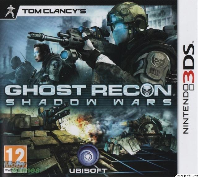 Tom Clancys Ghost Recon: Shadow Wars - 3Ds - Nerd e Geek - Presentes Criativos