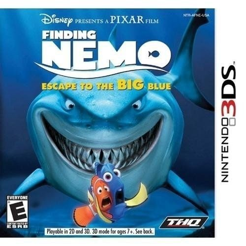 Finding Nemo Escape Big Ds