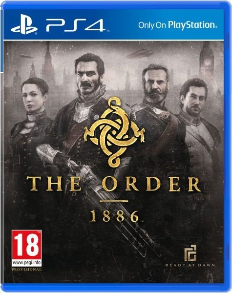 The Order: 1886 - Ps4 - Nerd e Geek - Presentes Criativos