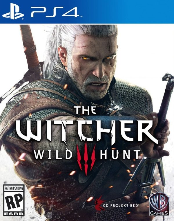 The Witcher 3: Wild Hunt - Ps4 - Nerd e Geek - Presentes Criativos