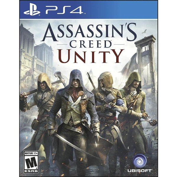 Assassin'S Creed: Unity - Ps4 - Nerd e Geek - Presentes Criativos