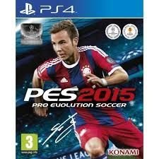 Pro Evolution Soccer 2015 - Ps4 - Nerd e Geek - Presentes Criativos