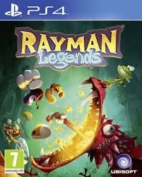 Rayman Legends - Ps4 - Nerd e Geek - Presentes Criativos