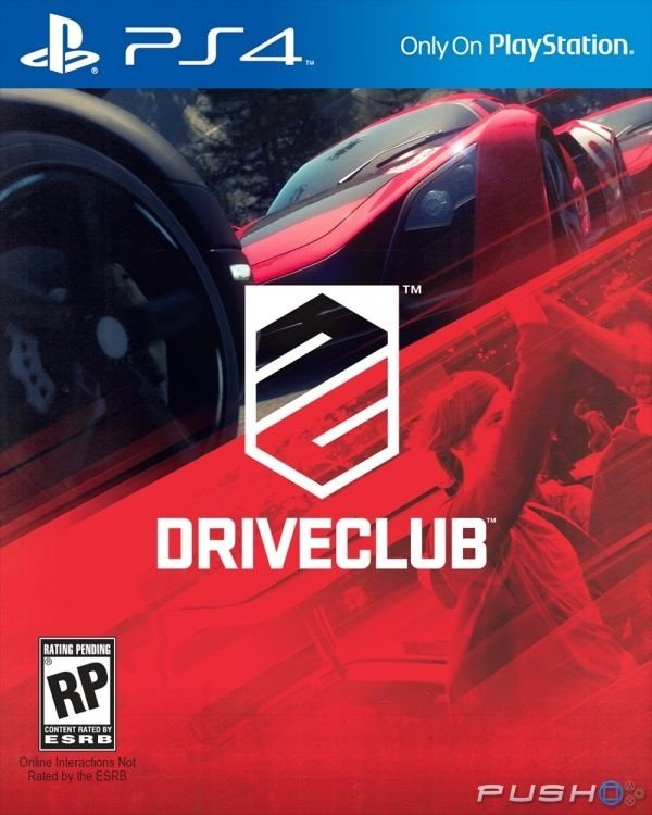 Driveclub - Ps4 - Nerd e Geek - Presentes Criativos