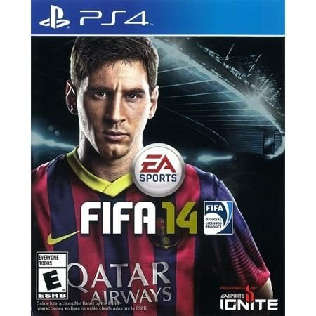 Fifa 14 - Ps4 - Nerd e Geek - Presentes Criativos