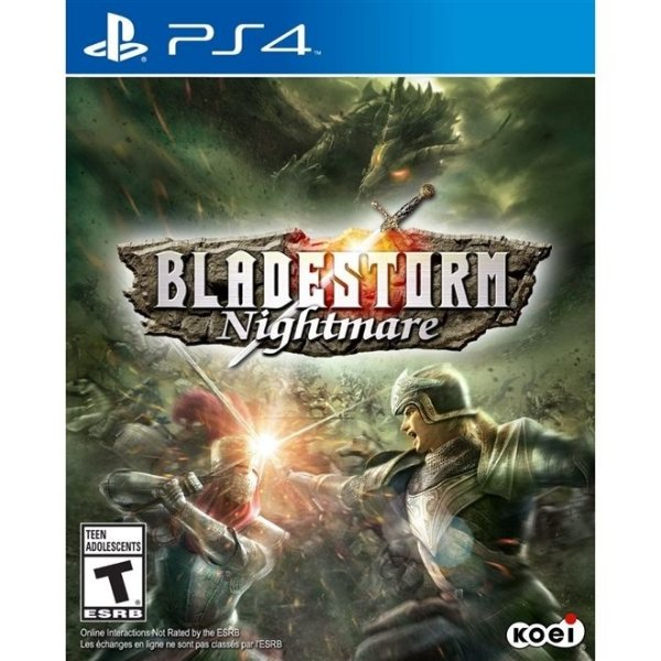 Bladestorm Nightmare - Ps4 - Nerd e Geek - Presentes Criativos