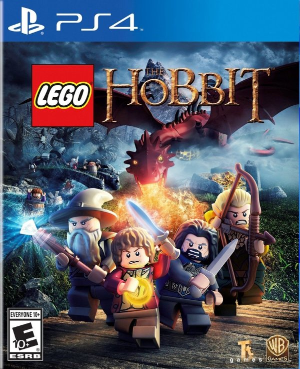 Lego O Hobbit Br - Ps4 - Nerd e Geek - Presentes Criativos