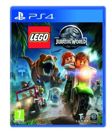 Lego Jurassic World - Ps4 - Nerd e Geek - Presentes Criativos