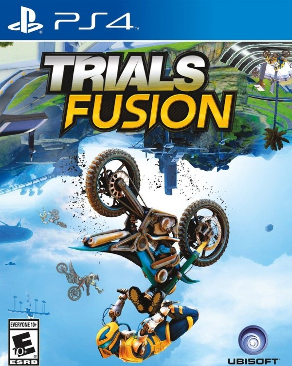 Trials Fusion - Ps4 - Nerd e Geek - Presentes Criativos