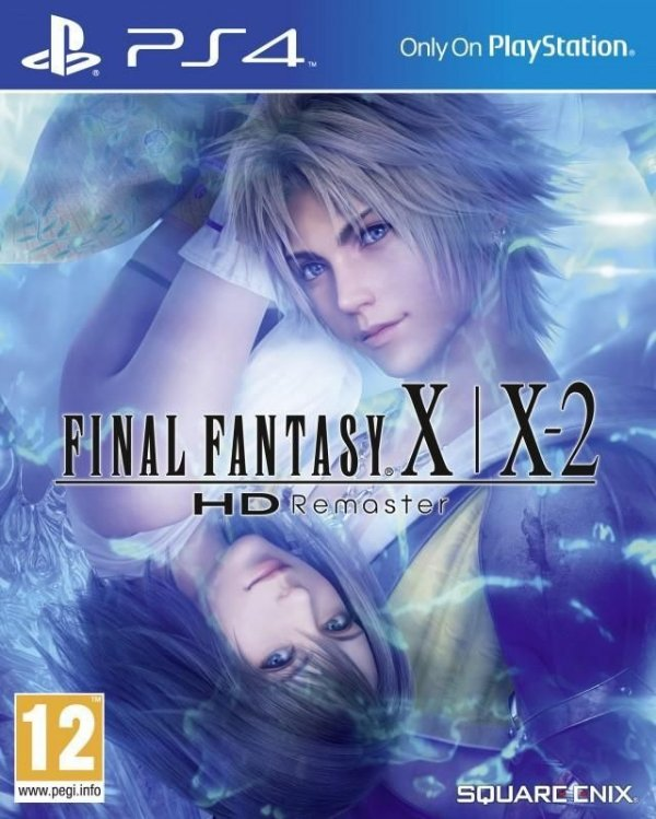 Final Fantasy X/X-2 Hd - Ps4 - Nerd e Geek - Presentes Criativos
