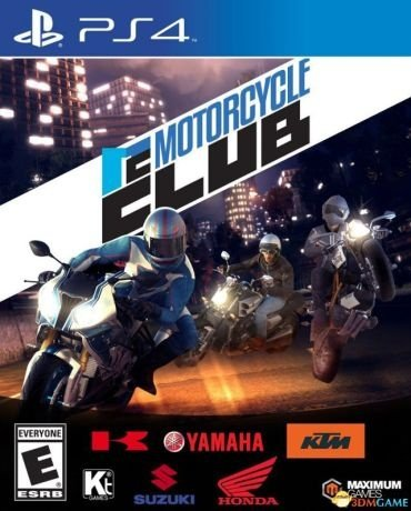 Motorcycle Club - Ps4 - Nerd e Geek - Presentes Criativos