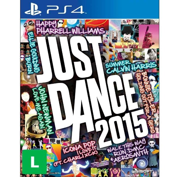 Just Dance 2015 - Ps4 - Nerd e Geek - Presentes Criativos