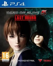 Dead Or Alive 5: Last Round - Ps4 - Nerd e Geek - Presentes Criativos