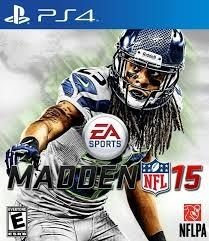 Madden Nfl 15 - Ps4 - Nerd e Geek - Presentes Criativos