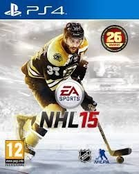 Nhl 15 - Ps4 - Nerd e Geek - Presentes Criativos