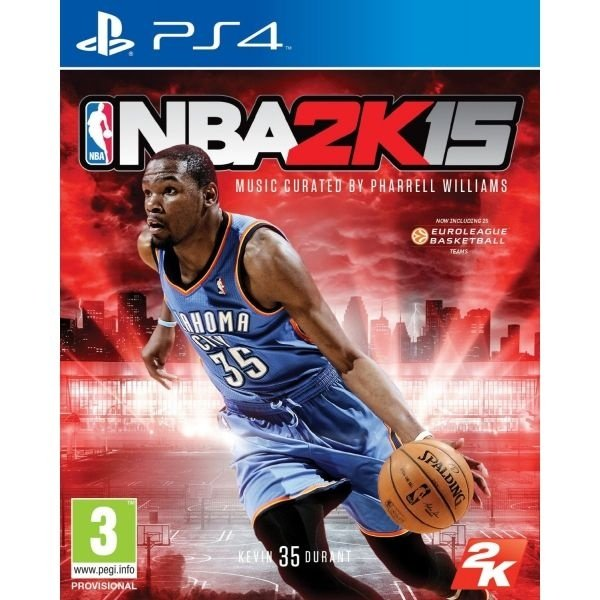 Nba 2K15 - Ps4 - Nerd e Geek - Presentes Criativos