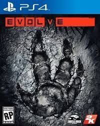 Evolve - Ps4 - Nerd e Geek - Presentes Criativos