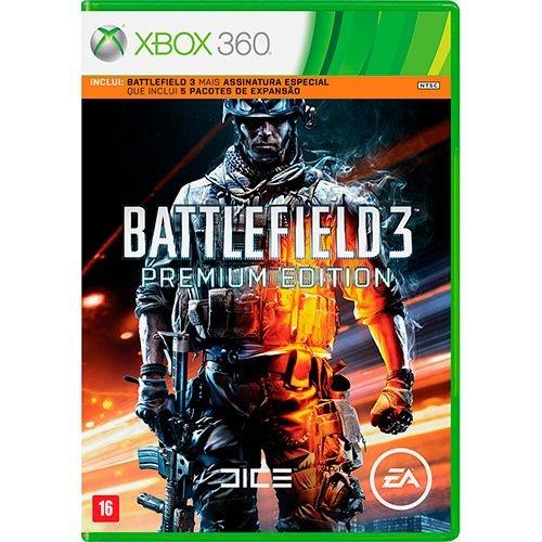 Battlefield 3: Premium Edition - Xbox 360 - Nerd e Geek - Presentes Criativos