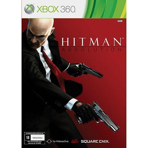 Hitman: Absolution - Xbox 360 - Nerd e Geek - Presentes Criativos