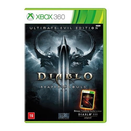 Diablo Iii Ultimate Evil Edition - Xbox 360 - Nerd e Geek - Presentes Criativos