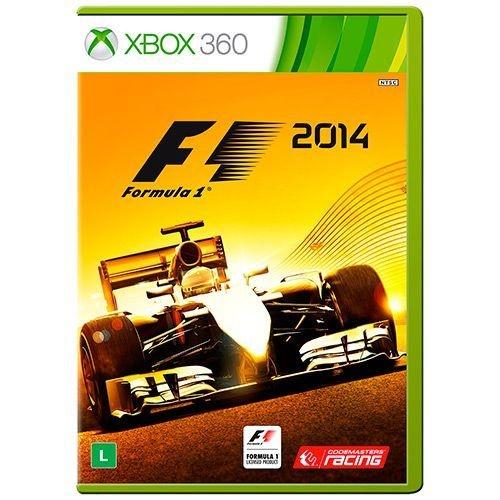 Formula 1: 2014 - Xbox 360 - Nerd e Geek - Presentes Criativos