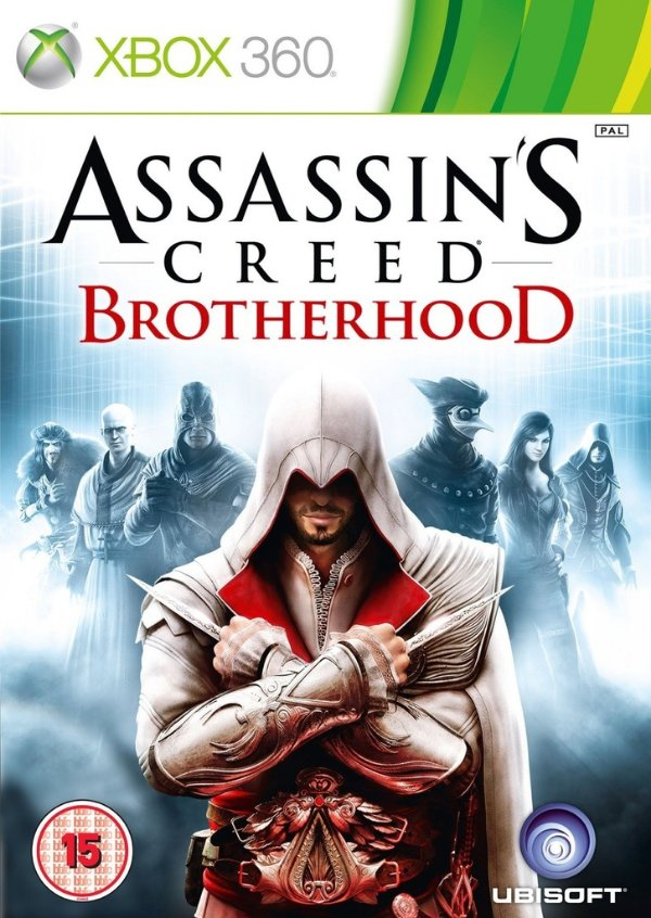 Assassin'S Creed Brotherhood - Xbox 360 - Nerd e Geek - Presentes Criativos
