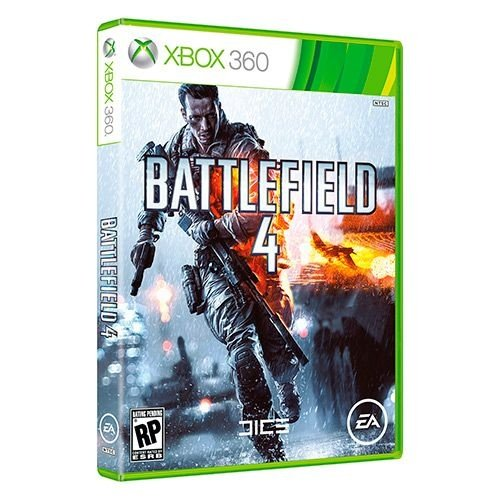 Battlefield 4 - Xbox 360 - Nerd e Geek - Presentes Criativos