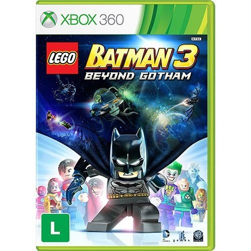Lego Batman 2 - Xbox 360 - Nerd e Geek - Presentes Criativos