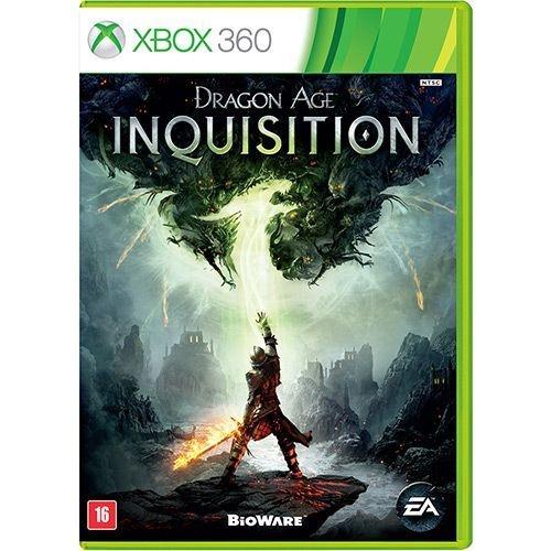 Dragon Age: Inquisition (Versão Em Português) - Xbox 360 - Nerd e Geek - Presentes Criativos