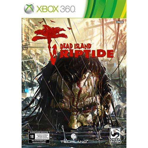 Dead Island Riptide - Xbox 360 - Nerd e Geek - Presentes Criativos