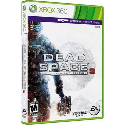 Dead Space 3 - Edição Limitada - Xbox 360 - Nerd e Geek - Presentes Criativos