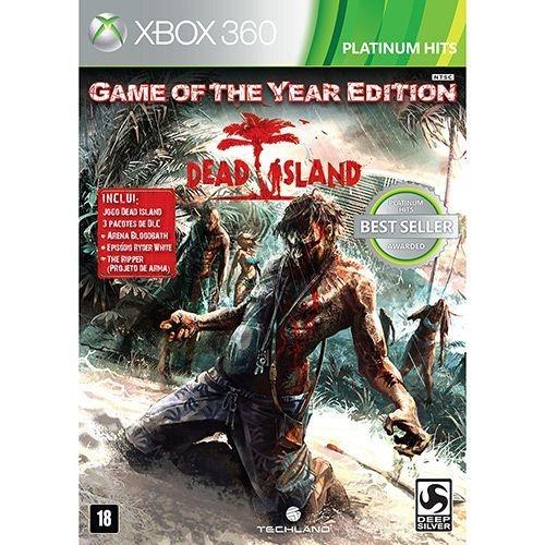 Dead Island - Xbox 360 - Nerd e Geek - Presentes Criativos
