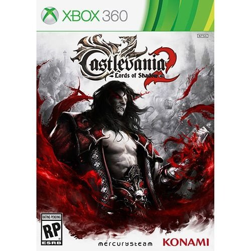 Castlevania: Lords Of Shadow 2 - Xbox 360 - Nerd e Geek - Presentes Criativos