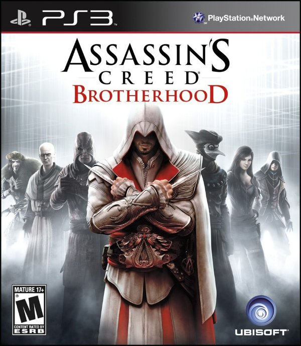 Assassin'S Creed Brotherhood - Ps3 - Nerd e Geek - Presentes Criativos