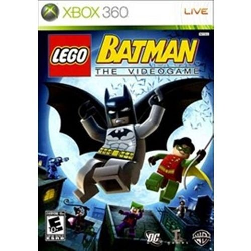 Lego Batman: The Videogame - Xbox 360 - Nerd e Geek - Presentes Criativos