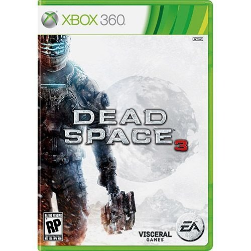Dead Space 3 - Xbox 360 - Nerd e Geek - Presentes Criativos