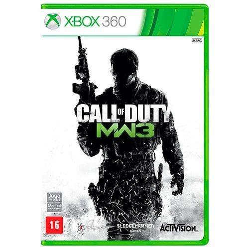 Call Of Duty - Modern Warfare 3 Xbox 360 - Nerd e Geek - Presentes Criativos